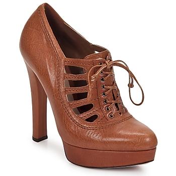 kengät Naiset Nilkkurit Sebastian AYCU Brown