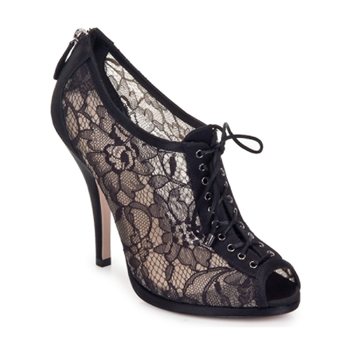 kengät Naiset Nilkkurit Sebastian GRIPO Black
