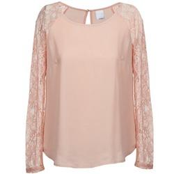 vaatteet Naiset Topit / Puserot Vero Moda REAL Pink