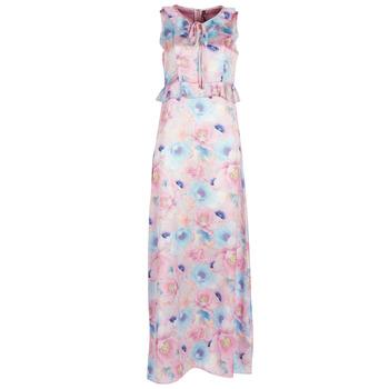 vaatteet Naiset Pitkä mekko Smash ISABELA Pink