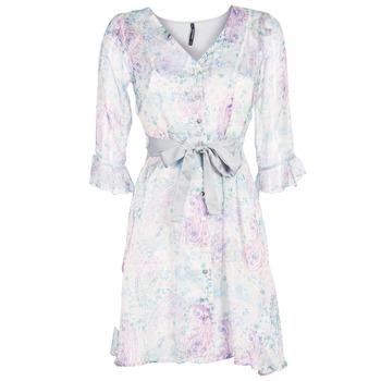 vaatteet Naiset Lyhyt mekko Smash MALLORY White