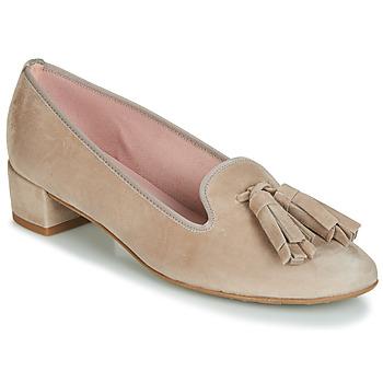 kengät Naiset Korkokengät Pretty Ballerinas ANGELIS Beige