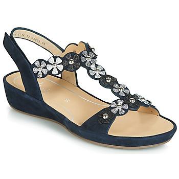 kengät Naiset Sandaalit ja avokkaat Ara CAP-HS Black