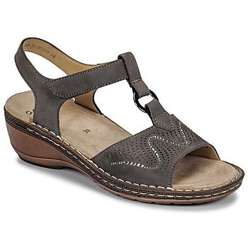 kengät Naiset Sandaalit ja avokkaat Ara KEY-WE Brown