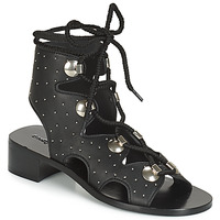 kengät Naiset Sandaalit ja avokkaat See by Chloé SB32062A Black
