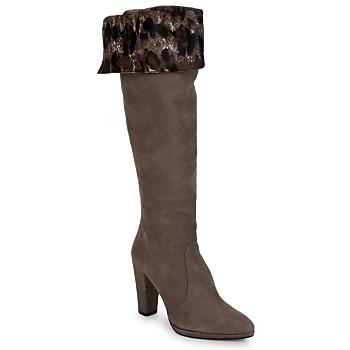 kengät Naiset Saappaat Stuart Weitzman ZOOKEEPER Brown