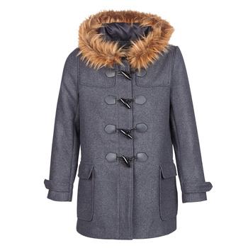 vaatteet Naiset Paksu takki Casual Attitude HAIELL Grey