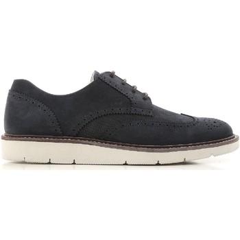 kengät Miehet Derby-kengät Hogan HXM3220Y211I8VU805 Blu medio
