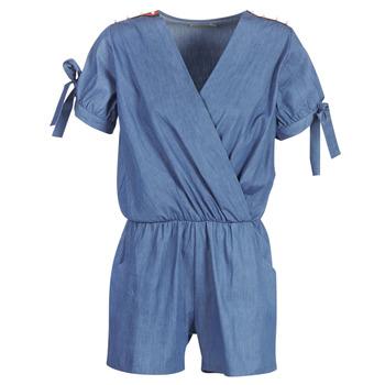 vaatteet Naiset Jumpsuits / Haalarit Molly Bracken MOLLIOTETTE Blue
