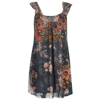 vaatteet Naiset Lyhyt mekko Desigual NIELS Grey