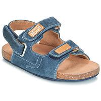 kengät Pojat Sandaalit ja avokkaat Mod'8 KORTIS Blue / Farkku