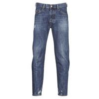 vaatteet Miehet Slim-farkut Diesel MHARKY Blue / 080ag
