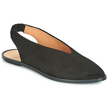 kengät Naiset Balleriinat Jonak APIO Black