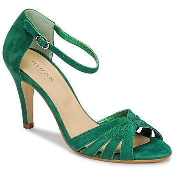 kengät Naiset Sandaalit ja avokkaat Jonak DONIT Green