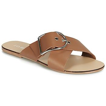 kengät Naiset Sandaalit Jonak JASMINE Konjakki