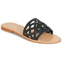 kengät Naiset Sandaalit Jonak WEB Musta