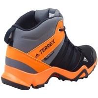 kengät Miehet Korkeavartiset tennarit adidas Originals Terrex AX2R Mid CP Mustat,Harmaat,Oranssin väriset