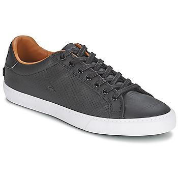 kengät Naiset Matalavartiset tennarit Lacoste GRAD VULCUS Black
