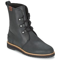 kengät Naiset Bootsit Lacoste BAYLEN 4 Black