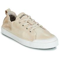kengät Naiset Matalavartiset tennarit Blackstone RL78 Beige