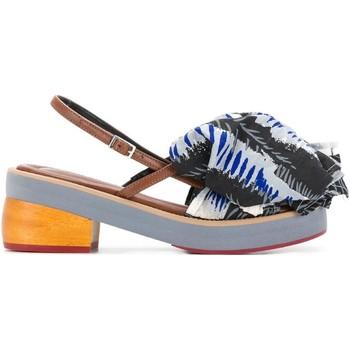 kengät Naiset Sandaalit ja avokkaat Marni SAMSY09G06TCW04 multicolore