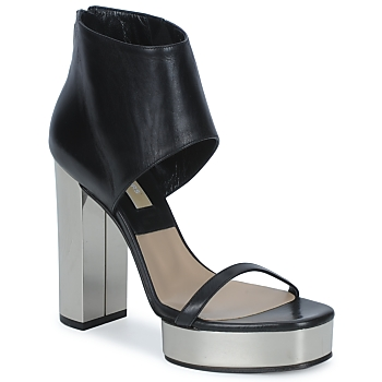 kengät Naiset Sandaalit ja avokkaat Michael Kors 17194 Musta