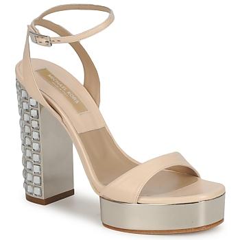 kengät Naiset Sandaalit ja avokkaat Michael Kors 17181 Pink