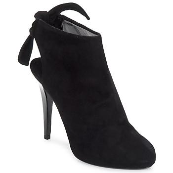 kengät Naiset Nilkkurit Michael Kors 17124 Musta