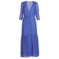 vaatteet Naiset Pitkä mekko See U Soon GARAGADE Blue