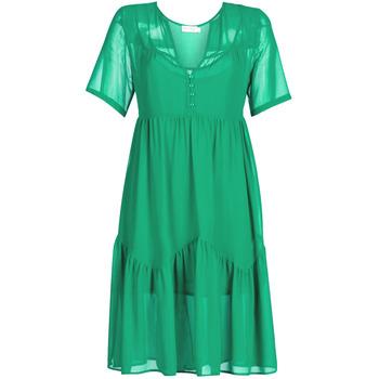 vaatteet Naiset Lyhyt mekko See U Soon GARAGACE Vihreä