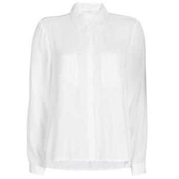 vaatteet Naiset Paitapusero / Kauluspaita See U Soon GARAGARE White