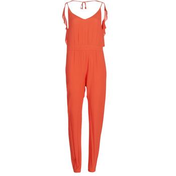 vaatteet Naiset Jumpsuits / Haalarit See U Soon GARAGAI Red