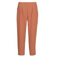 vaatteet Naiset Väljät housut / Haaremihousut See U Soon GARAGACI Brown
