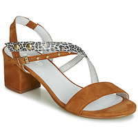 kengät Naiset Sandaalit ja avokkaat Regard REFTA V1 ANTE CAMEL Brown