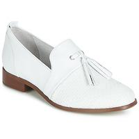 kengät Naiset Derby-kengät Regard REVA V1 TRES NAPPA BLANC White
