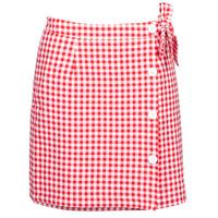vaatteet Naiset Hame Betty London KRAKAV Punainen / Valkoinen