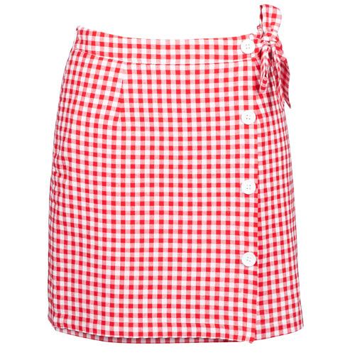vaatteet Naiset Hame Betty London KRAKAV Red / White