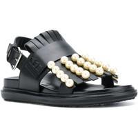 kengät Naiset Sandaalit ja avokkaat Marni FBMSY13G01LV734 nero