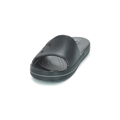 Crocs Crocband Iii Slide Black - Ilmainen Toimitus- Kengät Rantasandaalit