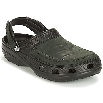 kengät Miehet Puukengät Crocs YUKON VISTA CLOG M Black