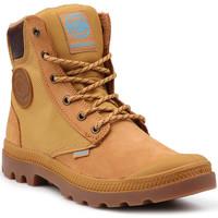 kengät Naiset Bootsit Palladium Manufacture Pampa Sport Cuff WPN 73234-228-M yellow