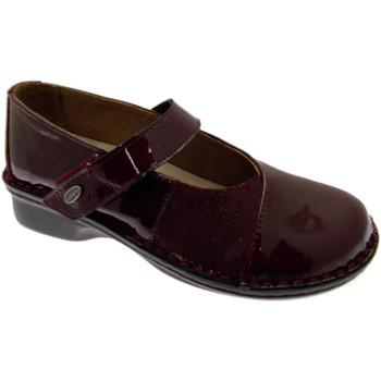 kengät Naiset Balleriinat Calzaturificio Loren LOM2690bo tortora