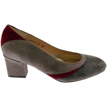 kengät Naiset Korkokengät Calzaturificio Loren LO60812bo tortora
