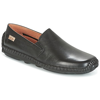 kengät Miehet Mokkasiinit Pikolinos JEREZ 09Z Black