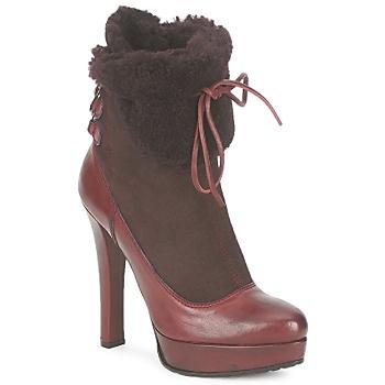 kengät Naiset Nilkkurit Sebastian ELIATY Bordeaux