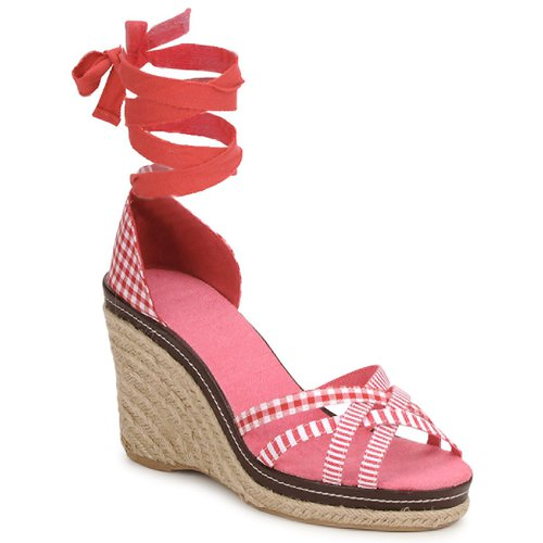 kengät Naiset Sandaalit ja avokkaat StylistClick ANGELA Red