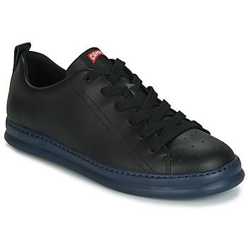 kengät Miehet Matalavartiset tennarit Camper RUNNER 4 Black