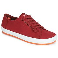 kengät Naiset Derby-kengät Camper PEU RAMBLA VULCANIZADO Red
