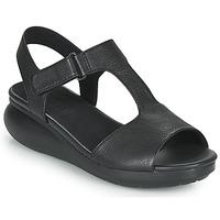kengät Naiset Sandaalit ja avokkaat Camper BALLOON SALOME Musta