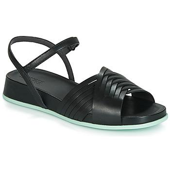 kengät Naiset Sandaalit ja avokkaat Camper ATONIK Musta
